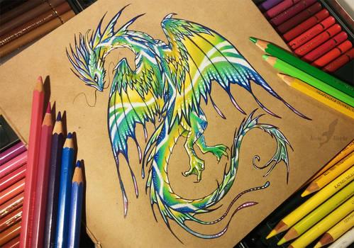 South sea dragon [Ebay auction]