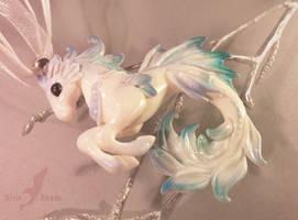Water horse by AlviaAlcedo