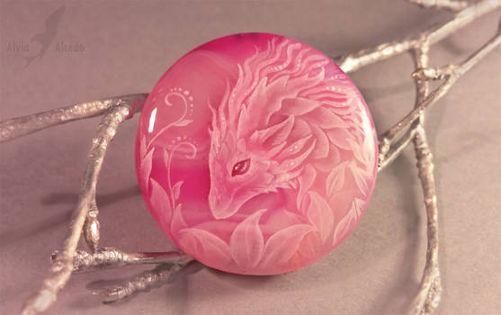 Blossom dragon