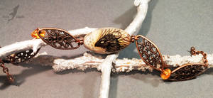 Dragon bracelet   [Ebay]