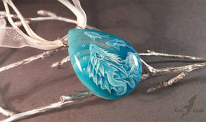 Blue water dragon
