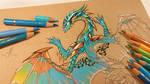 Copper wings [WIP] by AlviaAlcedo