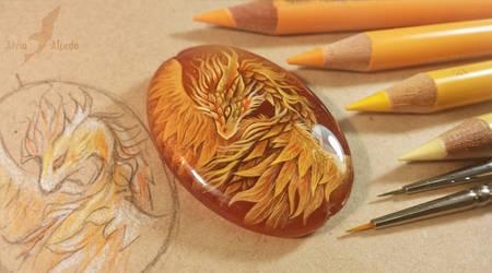 Sunny fire dragon [WIP]