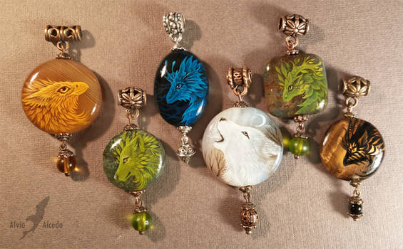Fantasy pendants