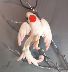 Winged Koi