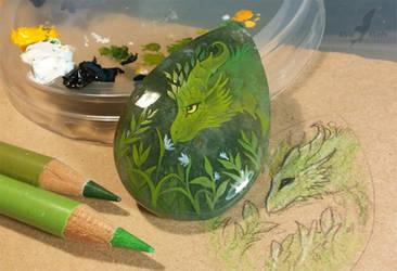 Greenery keeper by AlviaAlcedo