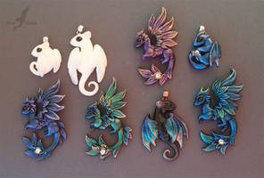 Dragons and winged rats
