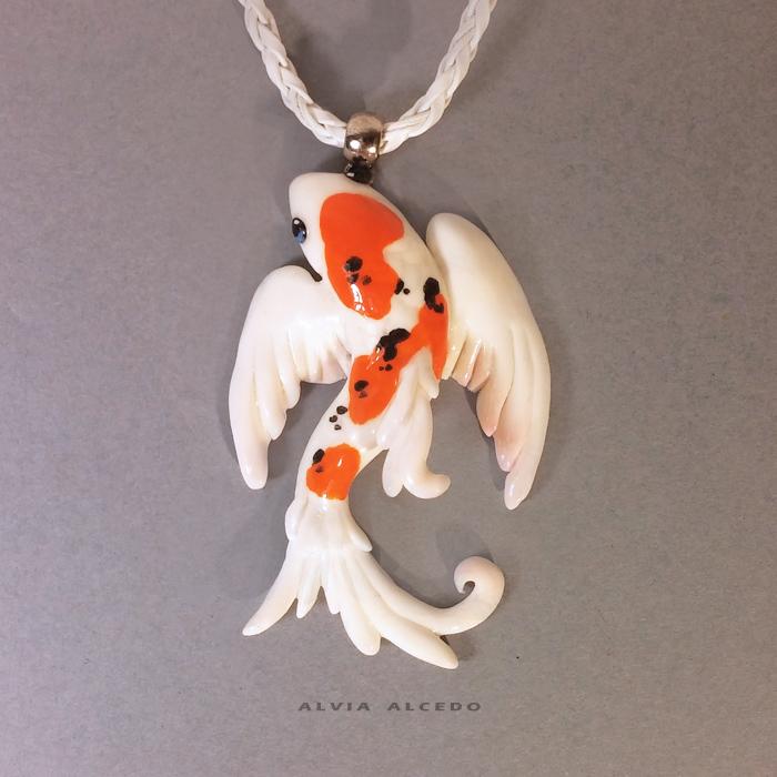 Koi fish by AlviaAlcedo