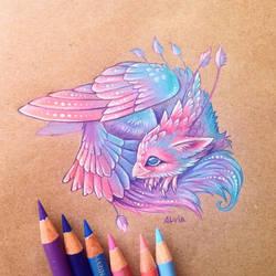 Fairy gryphon