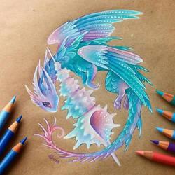 Sea treasures by AlviaAlcedo