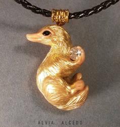 Golden niffler
