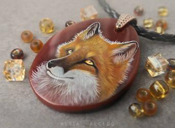 Foxy by AlviaAlcedo