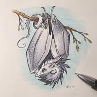 Long neck by AlviaAlcedo