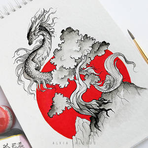 Day 2 Rising dragon