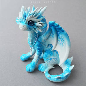Ice Dice dragon