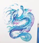 Water dragon pearl