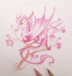 Flower wyvern