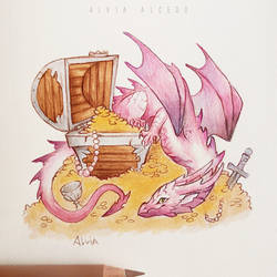 Dragon treasures