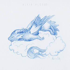 Cloud dragon