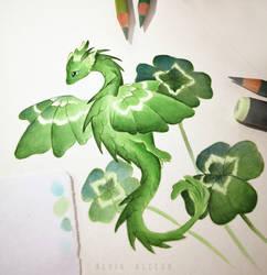 Lucky clover dagon