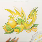 Lemon dragon