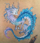 Raya and the last dragon by AlviaAlcedo