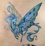 Moth unicorn
