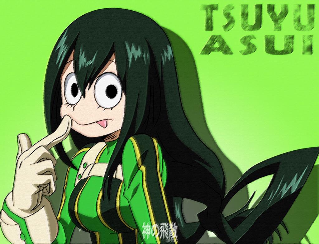 tsuyu asui