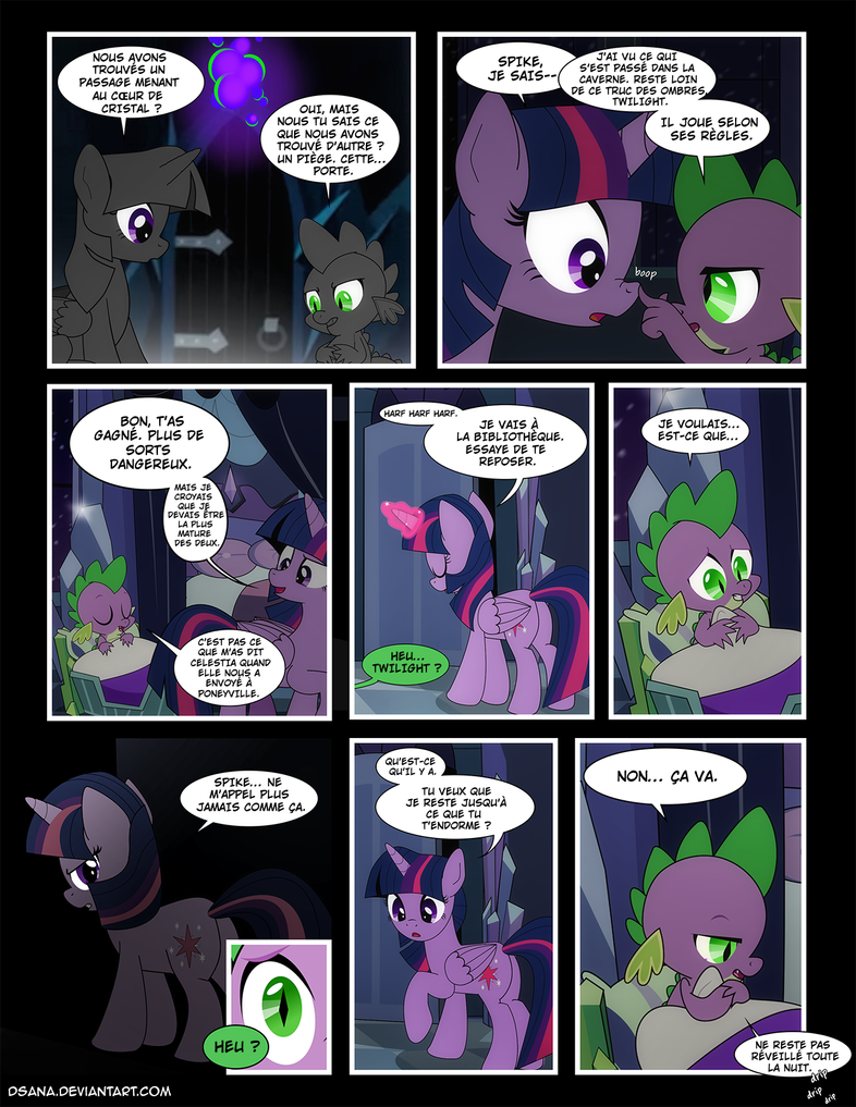 [dSana] L'Eclat des Ombres - page 9 by Isenlyn
