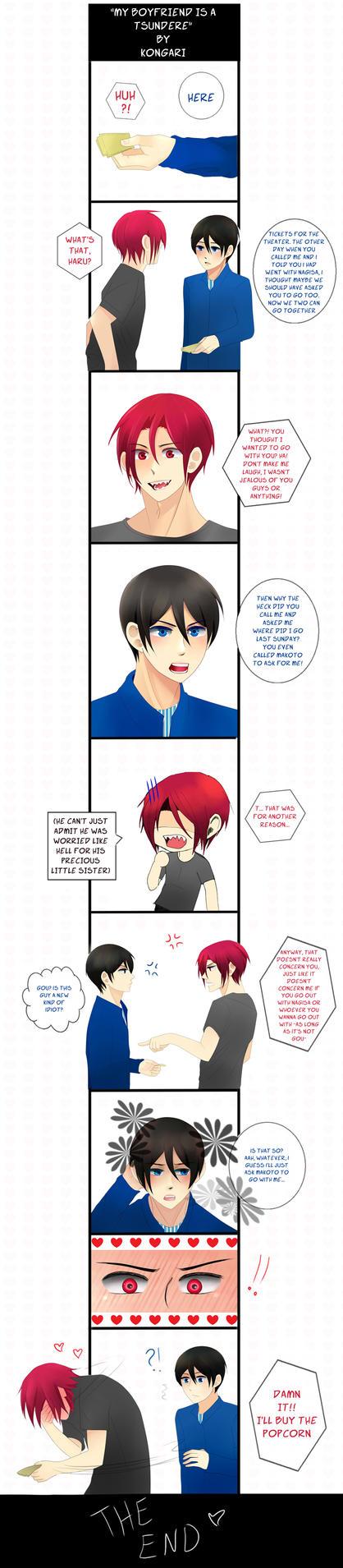 RinxHaru - My boyfriend is a tsundere by Pleionne