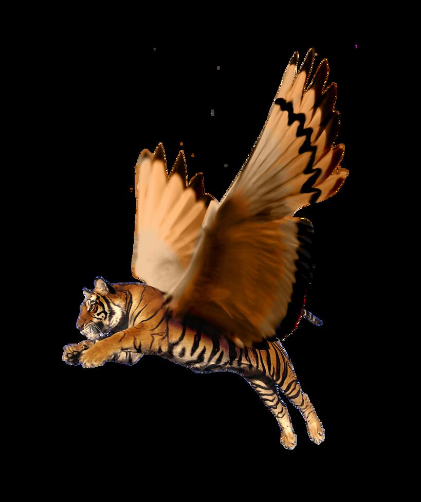 Flyger by moondragonwings