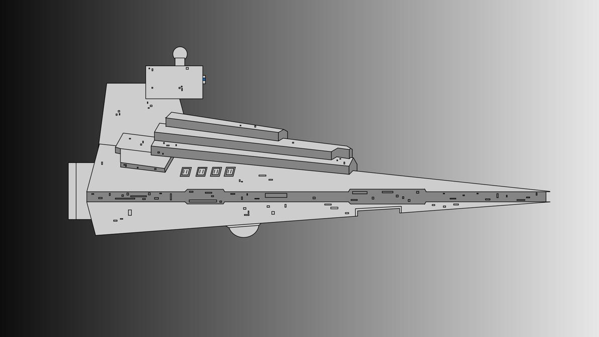 Star Destroyer by Irish-John