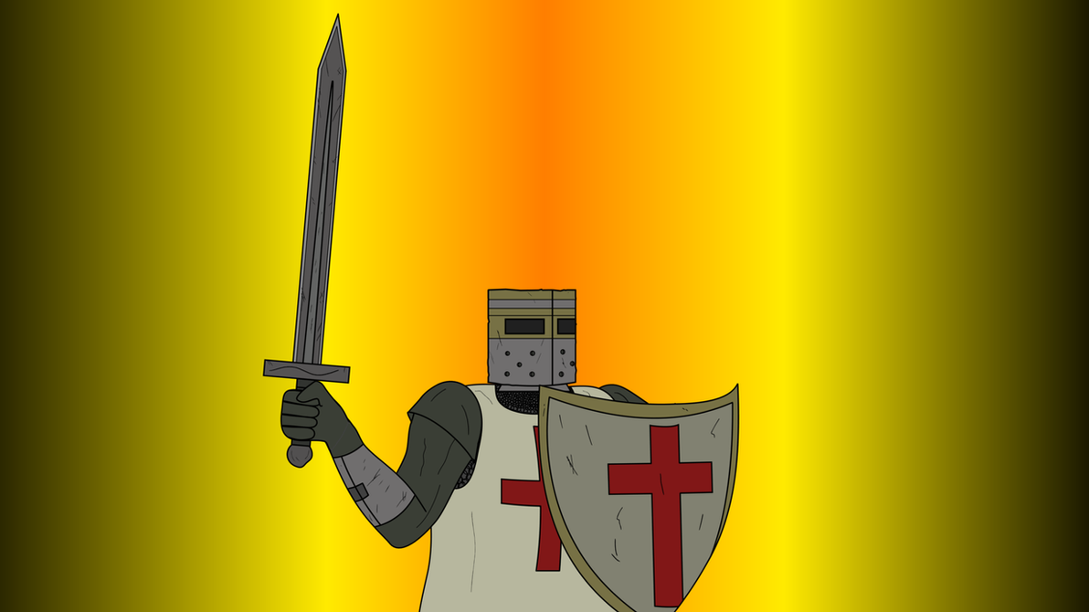 Crusader by Irish-John