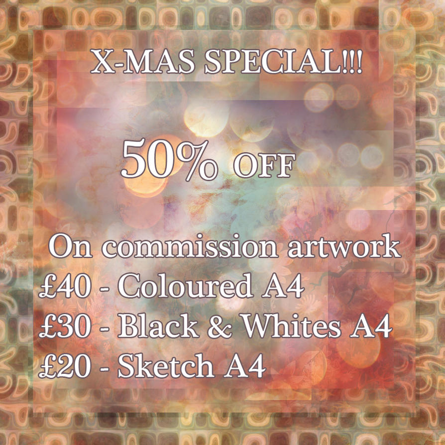 XMAS OFFERS!!!!! by Eroha