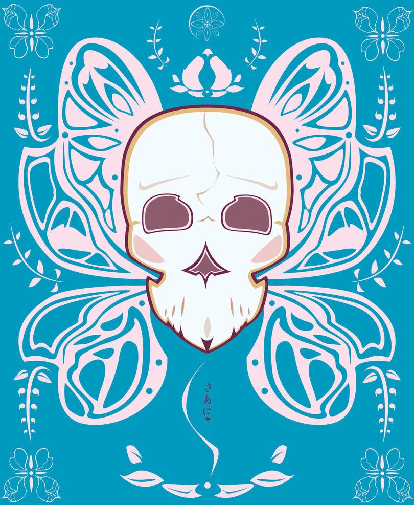 Jolly Skull by Zonkpunch
