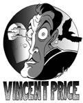 Vincent Price Caricature