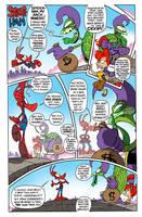 SPIDER-HAM PG 1 by JayFosgitt