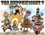 THE MUPPNIFICENT 7