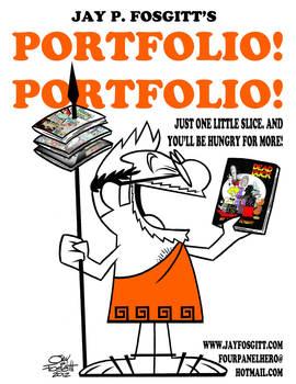 SDCC PORTFOLIO COVER