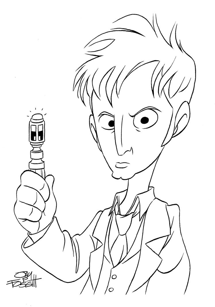 Matt Smith Full Body Coloring Pages Doctor Who Coloring Pages Matt Smith