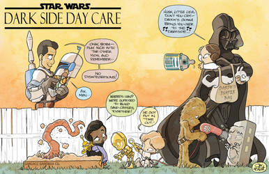 DARK SIDE DAY CARE