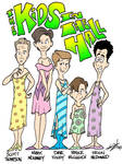 Kids In The Hall Caricature