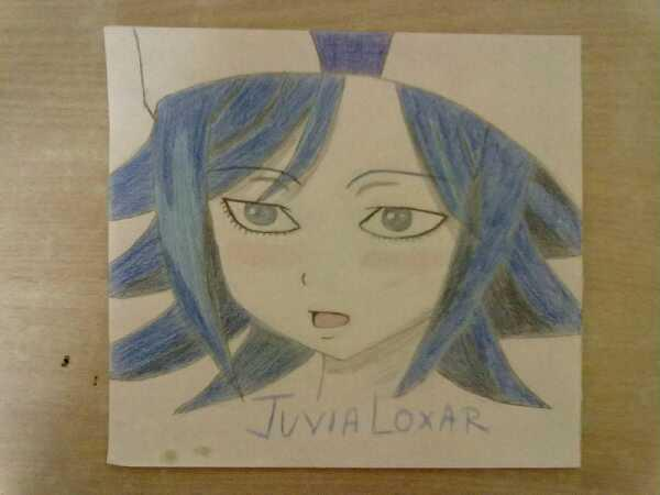 Juvia Lockser- Fairy Tail by baka-rika