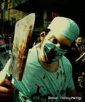 Brisbane Zombie Walk 14 by Demon-Pirate