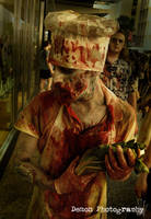Brisbane Zombie Walk 15 by Demon-Pirate