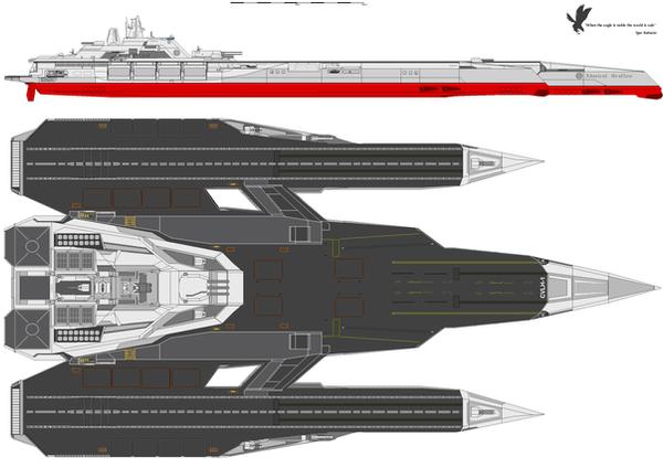 CVLH-1 Admiral Grafton by IgorKutuzov