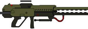 KXW-7 Guass Rifle