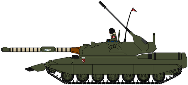 MBT-90 sickle by IgorKutuzov