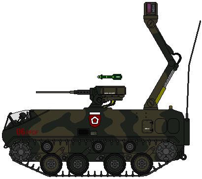 Scorpion Scout Tank by IgorKutuzov