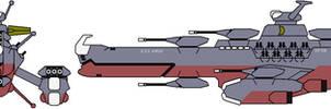 Kirov Class Heavy Destroyer